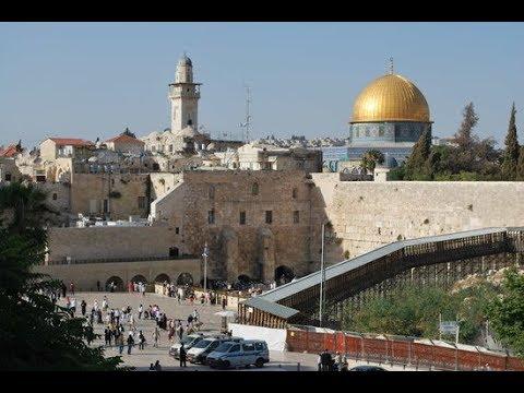 BREAKING Trump recognizes Jerusalem Israel Capital & start process moving USA embassy to Jerusalem