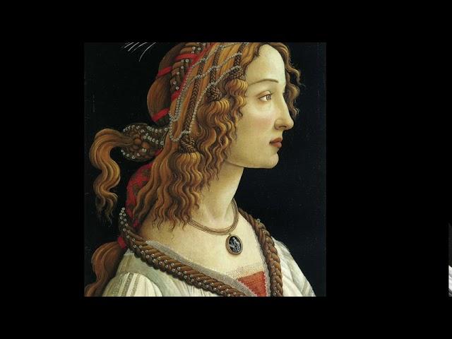 Trois minutes - Sandro Botticelli