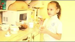 Кекс за пять минут. Рецепт  кекса из микроволновки.