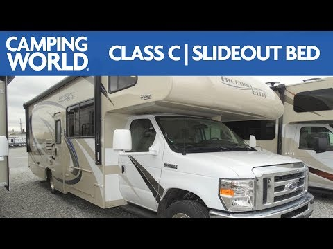 2019 Thor Freedom Elite 26HE | Class C - RV Review: Camping World