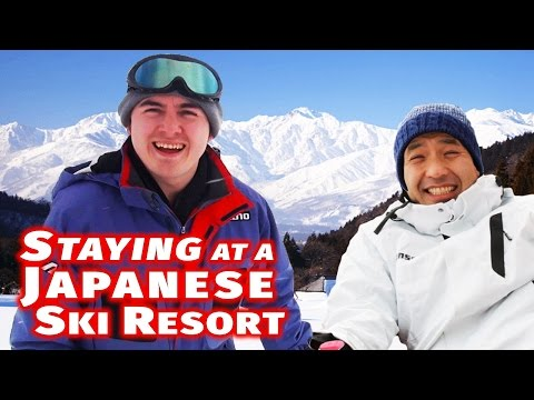 Skiing At Japan's Funnest Resort