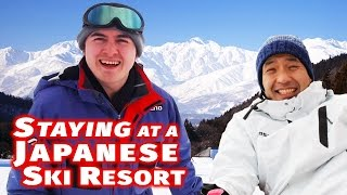 Skiing at Japan's Funnest Resort thumbnail