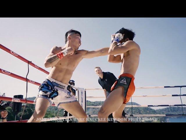 Bareknuckle Boxing: Myagmarsuren Borkhuu 🇲🇳 (TigerMuayThai) vs Fanta Fairtex 🇹🇭