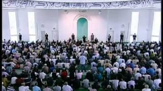 Bengali Friday Sermon 16.07.2010 Part 1
