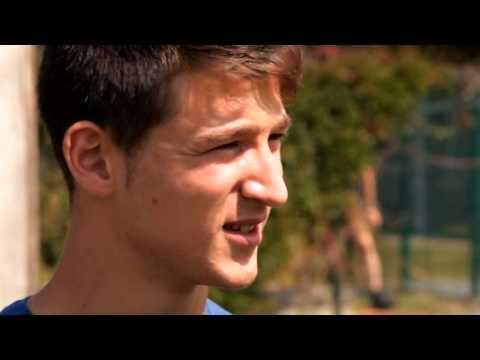 Interview mit Salih Özcan - Nachwuchsspieler vom 1. FC Köln