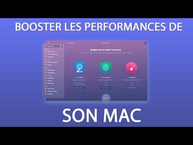 [TUTO] Comment entretenir et booster les performances son MacBook