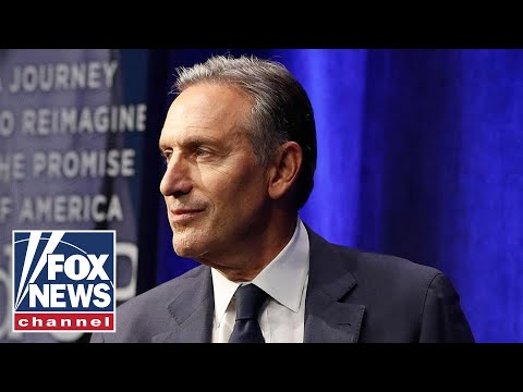 Democrats worry about ex-Starbuks CEO Howard Schultz's potential 2020 run