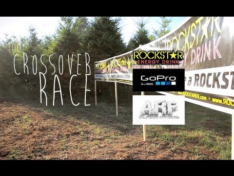 Rockstar Energy GoPro Athlete Recovery - 100cc Crossover race