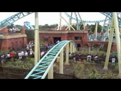 Trip to Thorpe Park 2002