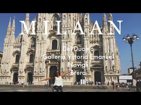 My Bday in MILAAN!  deel 1 - VLOG #11