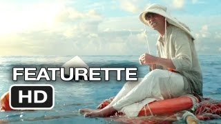 Life of Pi Featurette - Tiger (2012) - Ang Lee Movie HD