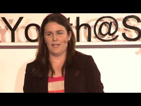 Turning rubble into rupees: Kimberley Abbott at TEDxYouth@Sydney