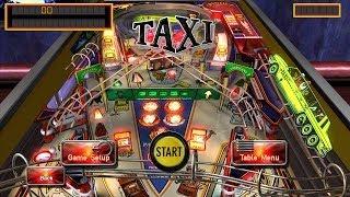 Pinball Arcade - Taxi PC Gameplay