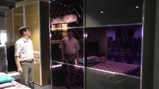 Шкафы-купе DALI в выставочном зале фабрики MGS мебель(В этом ролике Вы сможете увидеть конструкцию и качество шкафов-купе серии DALI в выставочном зале фабрики..., 2016-03-24T21:42:17.000Z)