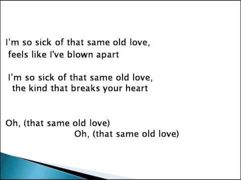 Same Old Love Lyrics SELENA GOMEZ 320 Kbps HD