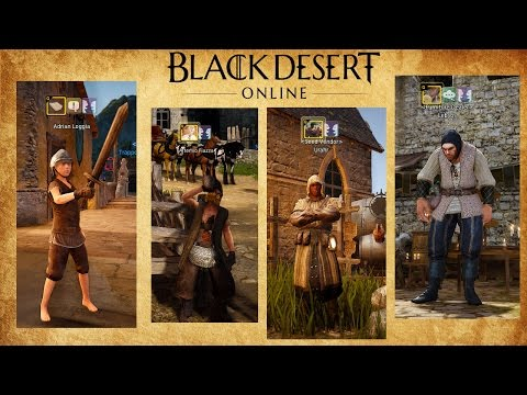Black Desert Online - Basic Contribution Point Guide