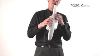 Connecting Your Smartphone and Playing Along with a Song: Roland Aerophone AE-10 #07