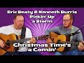 watch he video of 06 Christmas Time's a Comin' - Eric Beaty & Kenneth Burris - Pickin' Up a Storm