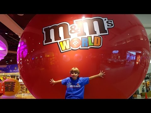 Best Candy Store Fun - m&m's World
