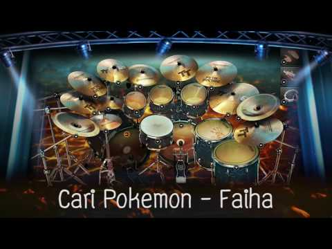 Cari Pokemon - Faiha : Drum Cover