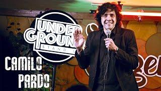 Underground Stand-Up : Cap 35 -Camilo Pardo