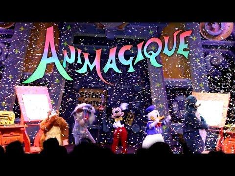 Animagique Final Curtain / Baisser de Rideau - 31/01/2016