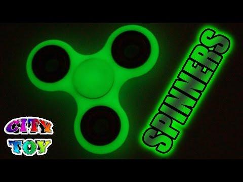 SPINNERS El juguete mas popular del momento llega a City Toy