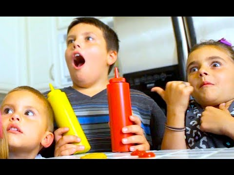 Thumbnail: DAD BUSTS KIDS MAKING MESS!