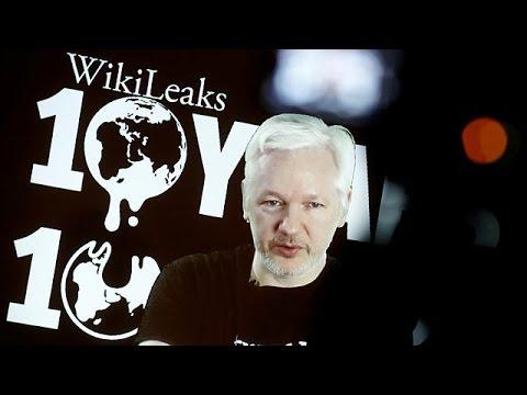 Julian Assange veut peser sur l'élection américaine