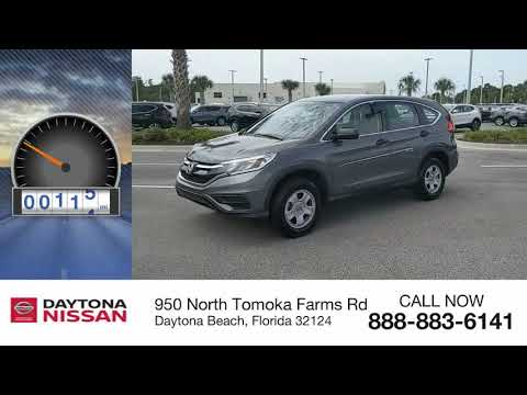 2016 Honda CR-V Daytona Beach Florida PD9416