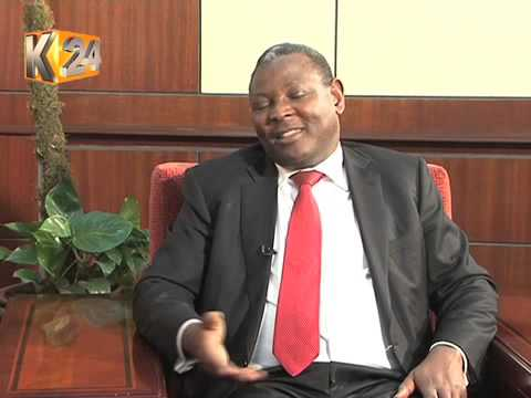 Equity Bank CEO James Mwangi Speaks Out On Thin SIM Technology