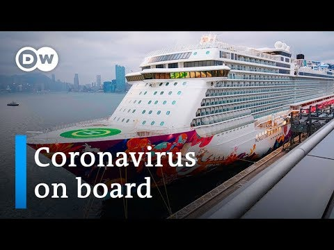 Cruise ship quarantined off Hong Kong amid coronavirus outbreak ...