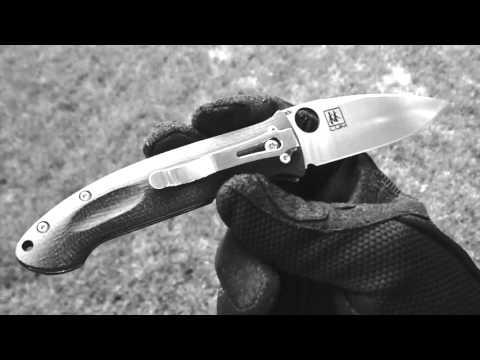 Benchmade 745 Mini Dejavoo - YouTube