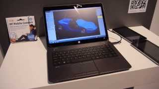 hp zbook 14 im hands on deutsch
