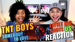 TNT Boys - Somebody To Love | Queen | Little Big Shots US | REACTION