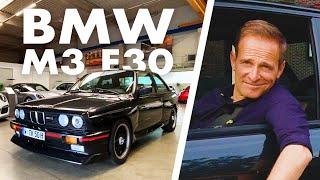 BMW M3 E30   Der erste M3   100.000€   Voll restauriert   Matthias Malmedie