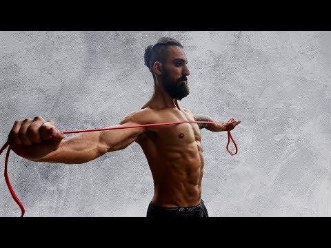 Shoulder Strength Workout for Shoulder Blades *Follow Along*