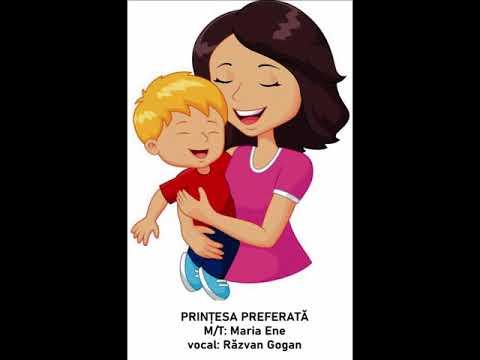 PRINTESA PREFERATA – Cantece pentru copii in limba romana