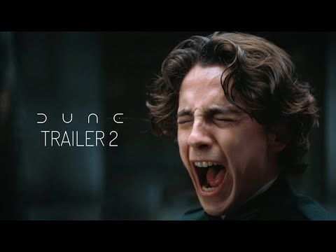 DUNE (2020) Trailer 2 – Timothée Chalamet, Zendaya, Oscar Isaac Movie