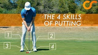 LEARN THE 4 SKÏLLS OF PUTTING