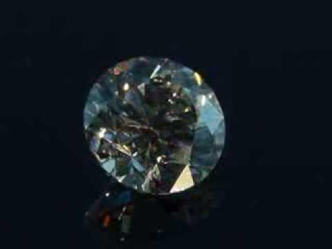 Diamant - Brillant 0.50 Karat SI1 5.0mm H - Wesselton