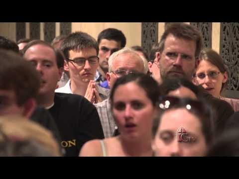 #HarvardCatholic Eucharistic Adoration