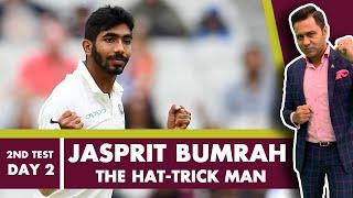 #WIvIND: BUMRAH - The HAT-TRICK man   #AakashVani   Cricket Analysis