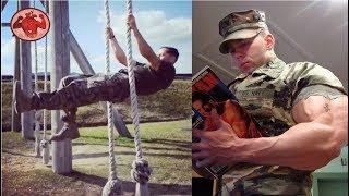 米海兵隊流 漢が憧れる肉体の作り方 米軍【筋トレ】 thumbnail