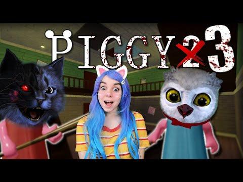 ТРЕТЬЯ ЧАСТЬ ПИГГИ?! Roblox Piggy 3