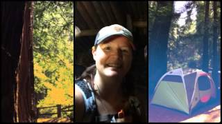 Camping: Samuel P Taylor  (Created with @Magisto)