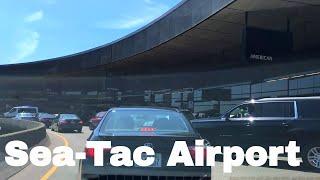 🔴 Seattle Tacoma International Airport 🔴
