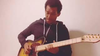 Outta My Head  Khalid & John Mayer (Guitar Solo + Tab)