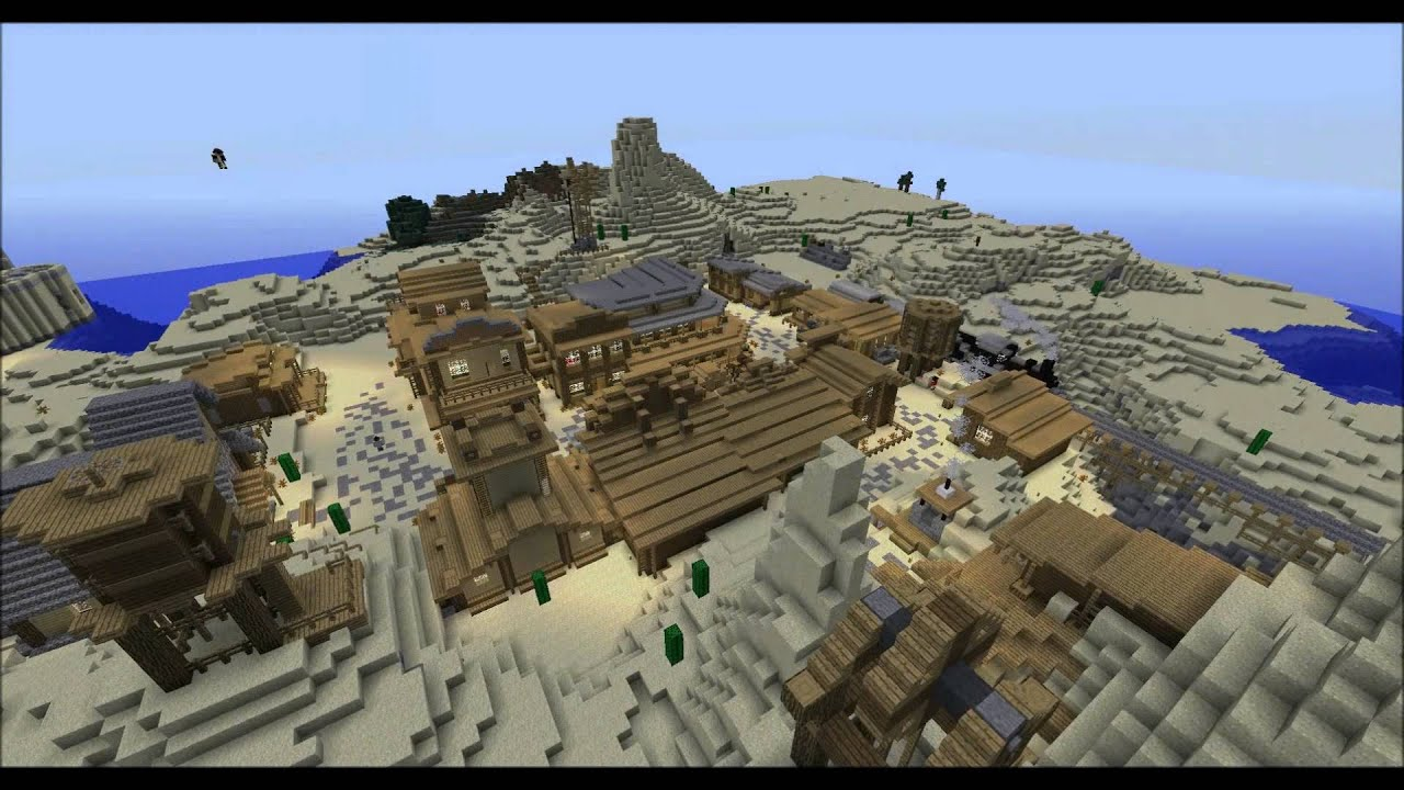 Minecraft Timelapse - ...
