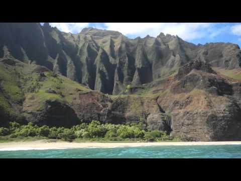 Kauai Na Pali Coast 17 mile swim